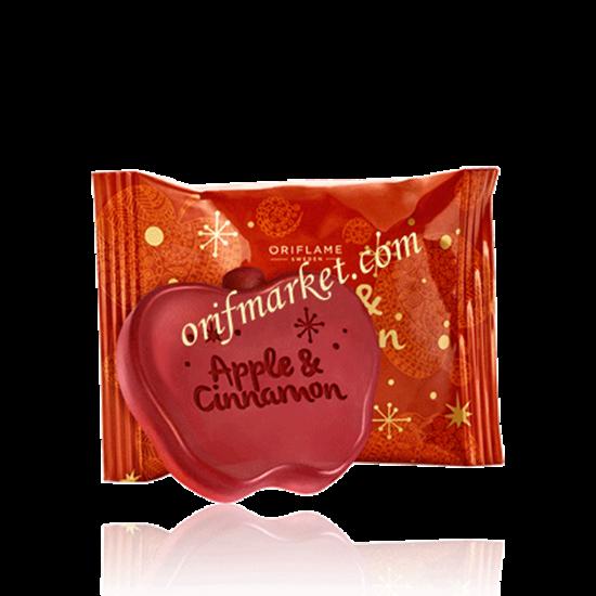 تصویر صابون سیب و دارچین Apple & Cinnamon Soap bar