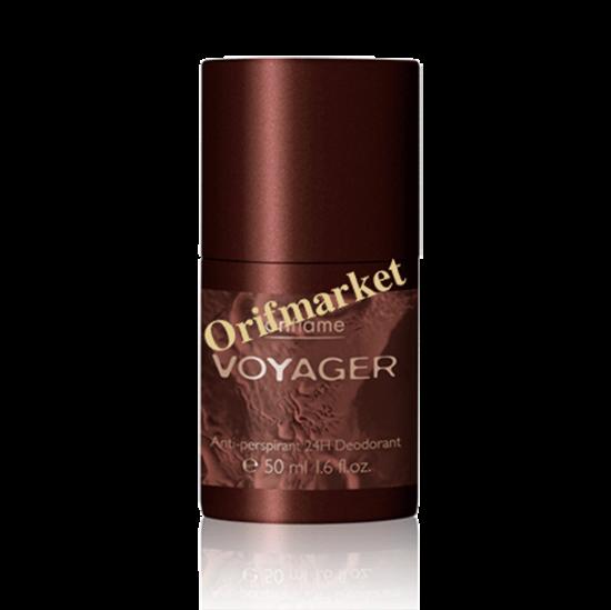تصویر دئودورانت رولی ضدتعریق ۲۴ ساعته Voyager