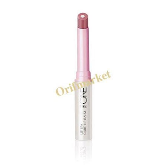 تصویر بالم لب اسپا(صورتی تیره) The ONE Lip Spa Care Lip Balm