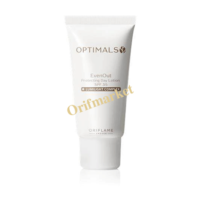 لوسیون ضدلک اپتیمالز Optimals Even Out protecting day  Lotion SPF 35