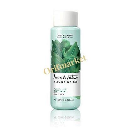 Picture of ژل پاک کننده صورت درخت چای tea tree cleansing gel