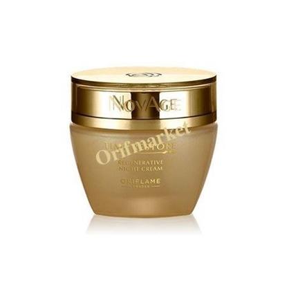تصویر کرم شب احیا کننده بالای 50 سال Novage Time Restore Regenerative Night Cream +50