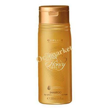 تصویر شامپو شیر و عسل Milk & Honey Gold Shampoo