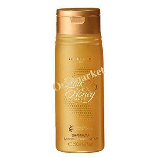 Picture of شامپو شیر و عسل Milk & Honey Gold Shampoo