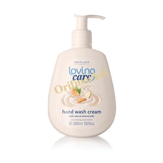 تصویر صابون مایع کرمی Loving Care Hand Wash Cream