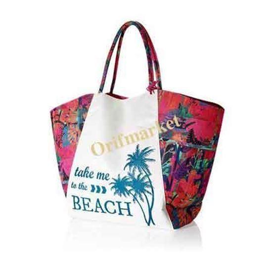 تصویر کیف ساحلی آروبا  Aruba Beach Bag