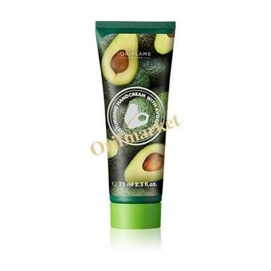 تصویر کرم دست آواکادو Avocado hand cream