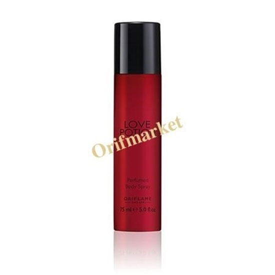 Picture of اسپری بدن لاو پوشن ❤️ Love Potion Perfumed Body Spray