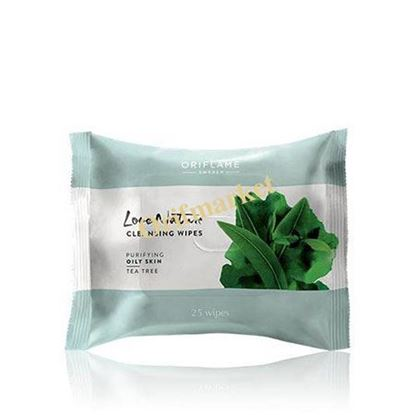 Picture of Tea Tree wipes