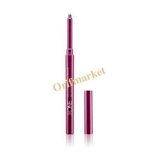 تصویر مداد چشم و سایه چشم پیچی متالیک د وان  The ONE High Impact Eye Pencil Metallic