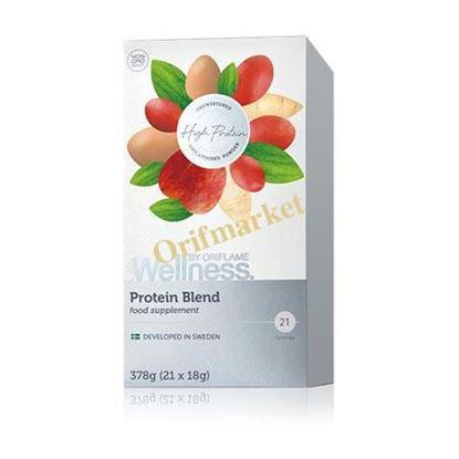 تصویر پودر پروتئین ولنس Wellness protein Blend