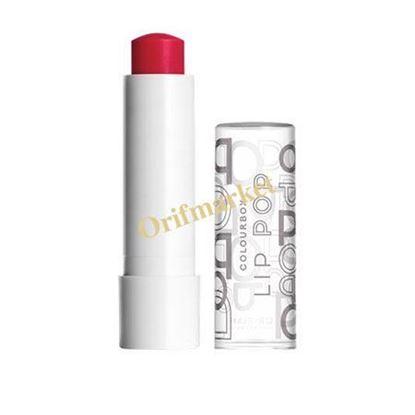 تصویر بالم لب Colorbox lip pop
