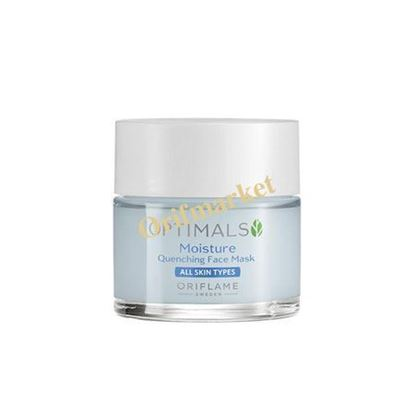 Picture of Optimals Moisture Quenching Face Mask