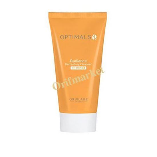 تصویر ژل شستشو صورت با ویتامین سی Optimals Radiance Refreshing Cleanser