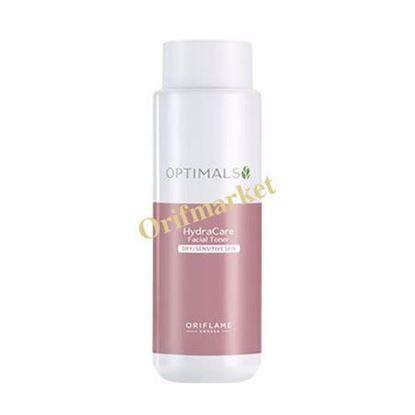 تصویر تونر پاکسازی پوست صورت اپتیمالز (مخصوص پوست های خشک و حساس) Optimals Hydra Care toner Dry/Sensetive Skin