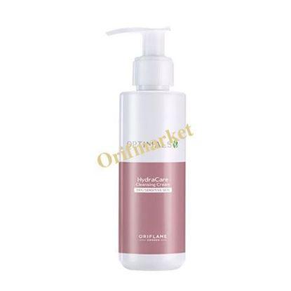 تصویر شوینده کرمی پوست صورت اپتیمالز (مخصوص پوست های خشک و حساس)  Optimals Hydra Care Cleansing Cream Dry/Sensetive Skin