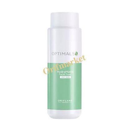 تصویر تونر پاکسازی پوست صورت هیدرا اپتیمالز (مخصوص پوستهای چرب) Optimals Hydra Matte Facial Toner Oily Skin