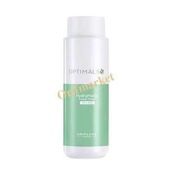 تصویر تونر پاکسازی پوست صورت اپتیمالز (مخصوص پوستهای چرب) Optimals Hydra Matte Facial Toner Oily Skin