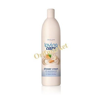 تصویر شامپو بدن کرمی لاوینگ کرمی سایز بزرگ (700 میل) Loving Care Shower Cream