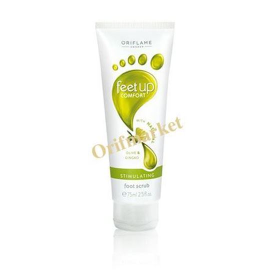 Picture of اسکراب پای زیتون و جینکو Feet Up Comfort Stimulating Foot Scrub