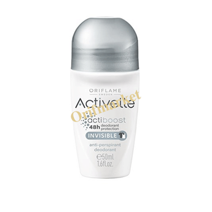 Picture of Invisible Activelle Anti-perspirant Deodorant