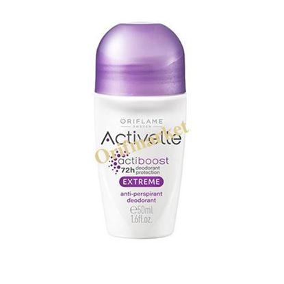 تصویر دئودورانت و ضد تعریق رولی اکتیول با تاثیر72 ساعت Activelle Extreme  Anti perspiration deodorant