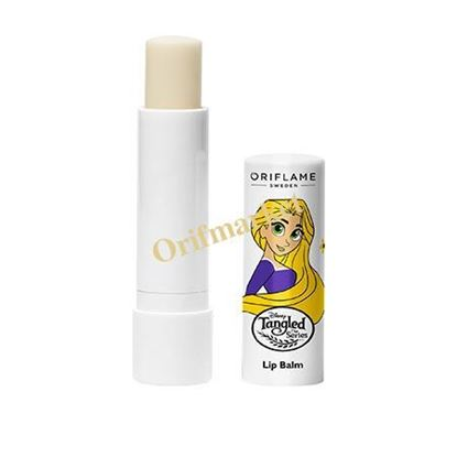 تصویر  بالم لب راپونزل و دوست کوچیکش پاسکال Oriflame Disney Tangled The Series Lip Balm