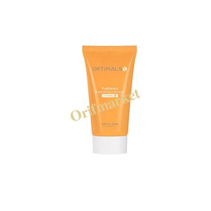 تصویر کرم ژل صورت اپتیمالز با ویتامین سی Radiance Replenishing Gel Cream