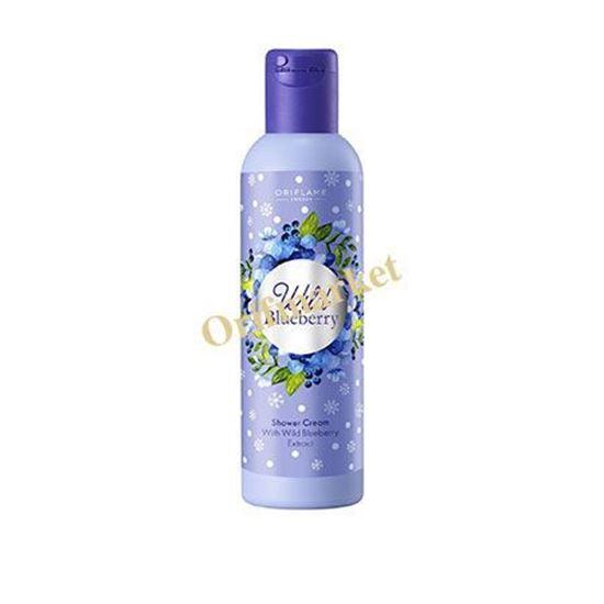 تصویر شامپو بدن بلوبری وحشی Wild Blueberry Shower Cream