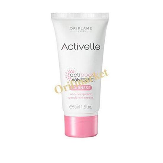 🍥كرم ضد تعريق 48 ساعته اکتیول Activelle comfort  Anti perspirant deodorant cream 🍥