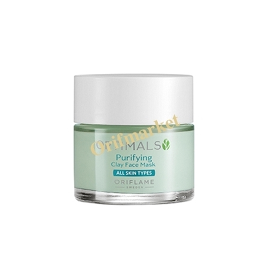 ماسک خاک رس اپتیمالز Purifying Clay Face Mask