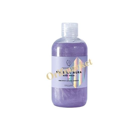 شامپو بدن براق کریستولوجیک Crystologie Blissful Aura Body Wash