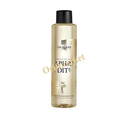 روغن بدن و ماساژ آفرودیت Irresistible Aphrodite Body & Massage Oil