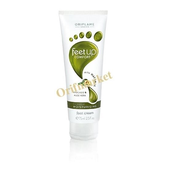 کرم پا با عصاره طبیعی آوکادو و آلوورا فیتاپ  Night Moisturizing Cream Leg Feet Up Comfort