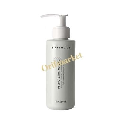 ژل شستشوی صورت و پاک کننده عمیق اپتیمالز (مخصوص پوستهای نرمال و مختلط) Optimals Deep Cleansing Gel