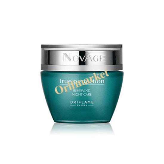تصویر کرم شب بالای ۲۵ سال نویج تروپرفکشن NovAge True Perfection Night Cream