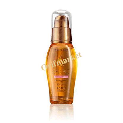 تصویر روغن محافظت کننده موی رنگ شده الئو Eleo Protecting Oil