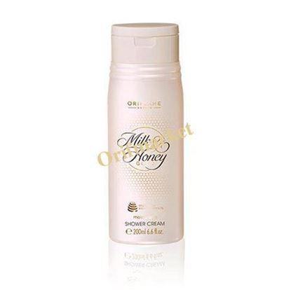 تصویر شامپو بدن  کرمی شیر و عسل Milk & Honey Gold Moisturising Shower Cream
