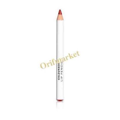 تصویر مداد لب کالرباکس(red) Colourbox Lip Pencil