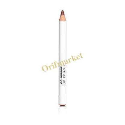 تصویر مداد لب کالرباکس(dusty pink) Colourbox Lip Pencil