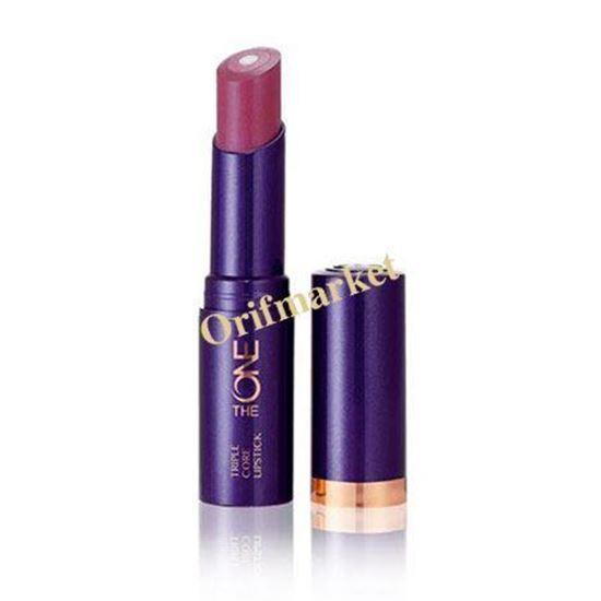 تصویر رژ لب سه هسته ای د وان The ONE Triple Core Lipstick