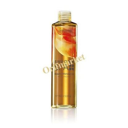 تصویر روغن چندکاره اسپا 🌿Swedish Spa Beauty Wonder Oil