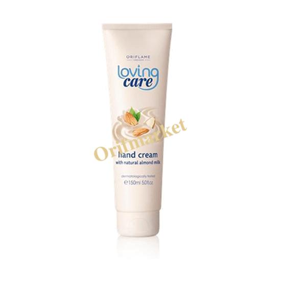 تصویر کرم دست سایز بزرگ لاوینگ کر Loving Care Hand Cream