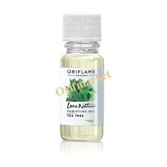 تصویر قطره درخت چای لاونیچر  🍀🔸Love Nature Purifying Oil Tea Tree🔸🍀