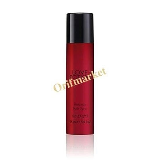 تصویر اسپری بدن لاو پوشن ❤️ Love Potion Perfumed Body Spray