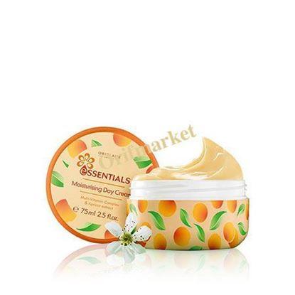 تصویر کرم مرطوب کننده صورت با عصاره هلو Essentials Moisturising Day Cream Multi-Vitamin Complex & Apricot Extract