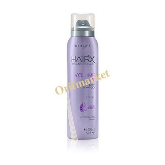 تصویر شامپو خشک حجم دهنده HairX Advanced Care Volume Lift Dry Shampoo