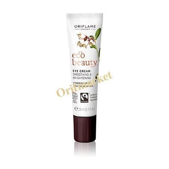 كرم دور چشم کاملا گیاهی اكوبيوتي Ecobeauty Eye Cream