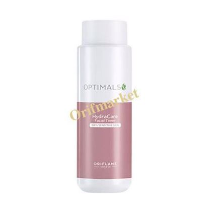 تصویر تونر پاکسازی صورت هیدرا اپتیمالز (مخصوص پوست های خشک و حساس) Optimals Hydra Care toner Dry/Sensetive Skin