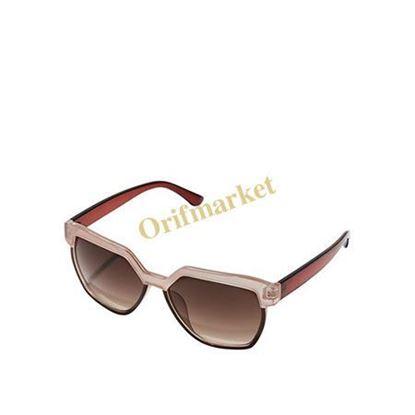 تصویر عینک آفتابی فوق العاده شیک و خاص True Brow sun glasses